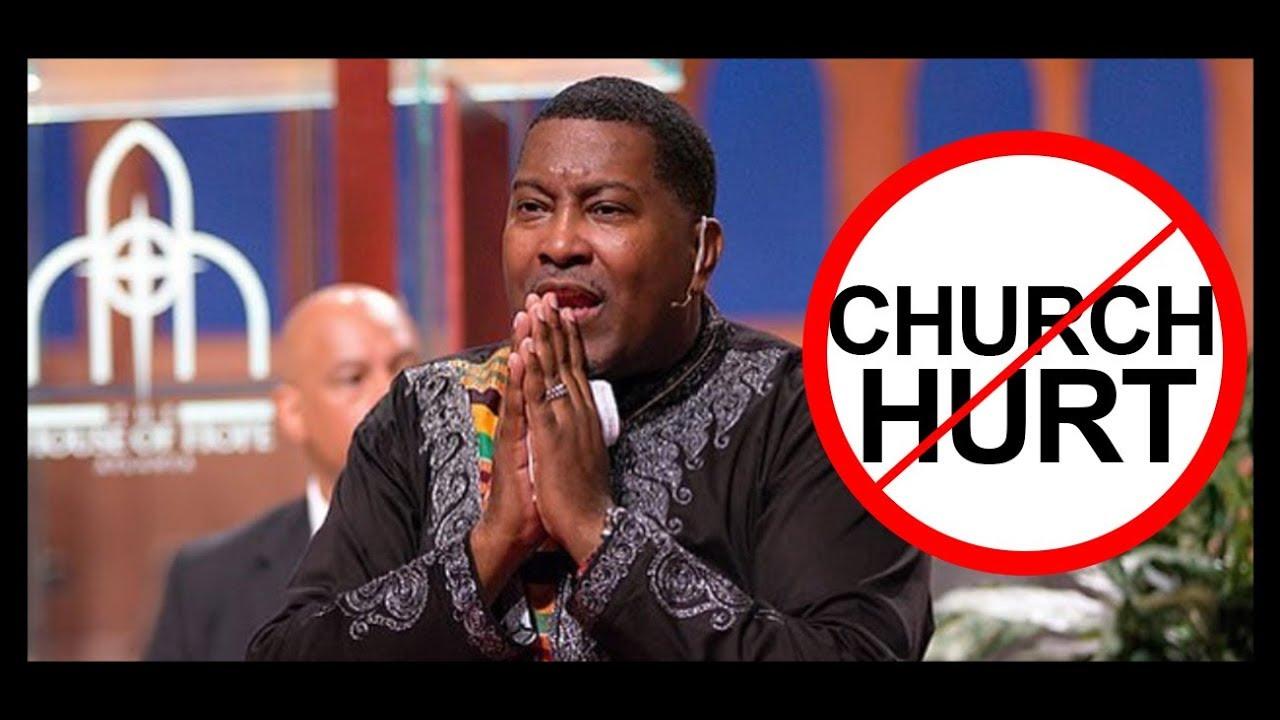 Church Hurt | Dr. E. Dewey Smith, Jr.