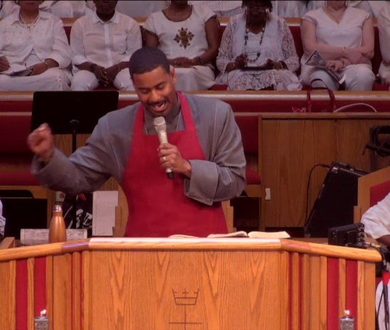 Dr. Otis Moss, III: This is America . . . But Don't Lose Hope