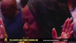 FGHT Dallas: I Know God Hears Me