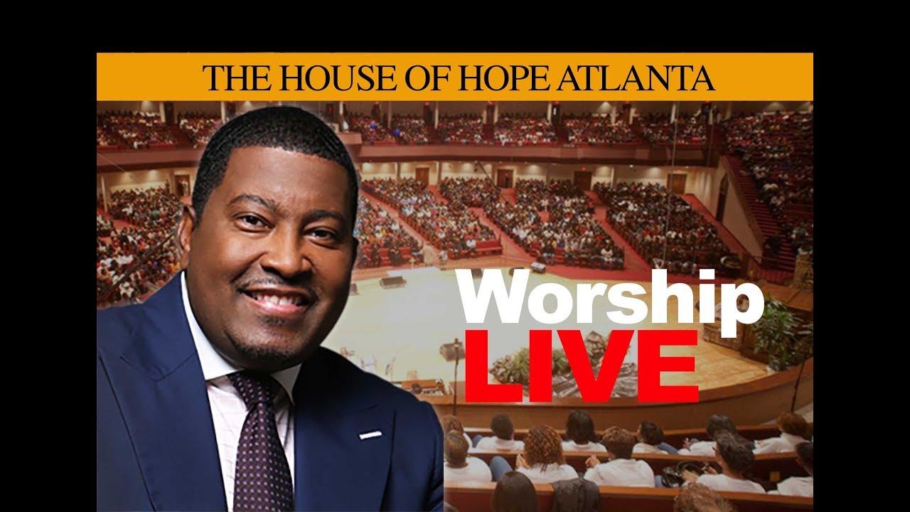 House of Hope Atlanta Worship Service – 08/19/18 7:30am