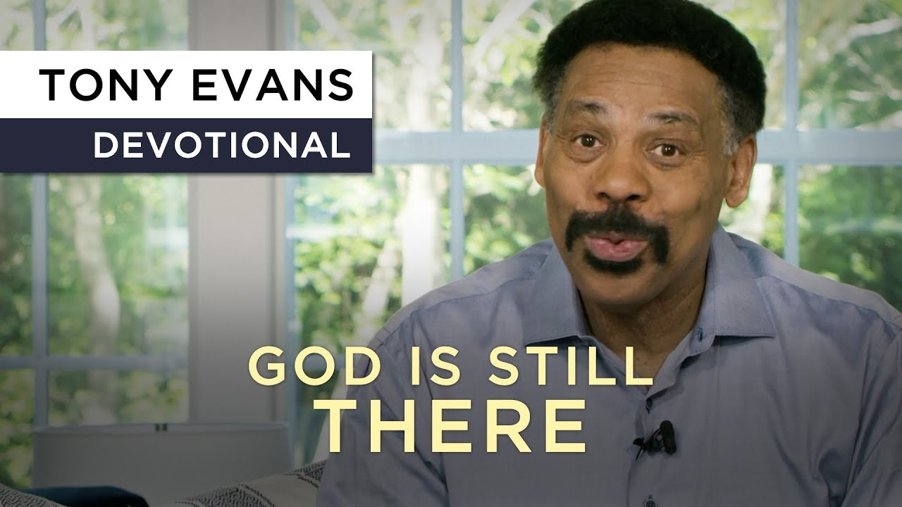 How to Know God is With You | Devotional by Tony Evans