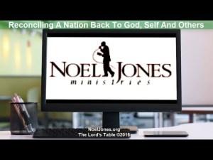 Bishop Noel Jones | The Cross