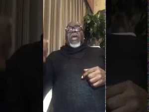 Bishop TD Jakes – A Message to Visionaries (10/01/2018)
