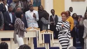 Worship  Le'andria Johnson ,Tina Campbell