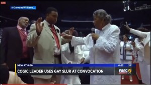 COGIC Pastor Regrets Remarks made by Frances Kelley at 111th Holy Convocation