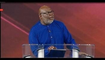 Bishop T D  Jakes - Pastors and Leaders 2012: The Rainmaker (Video