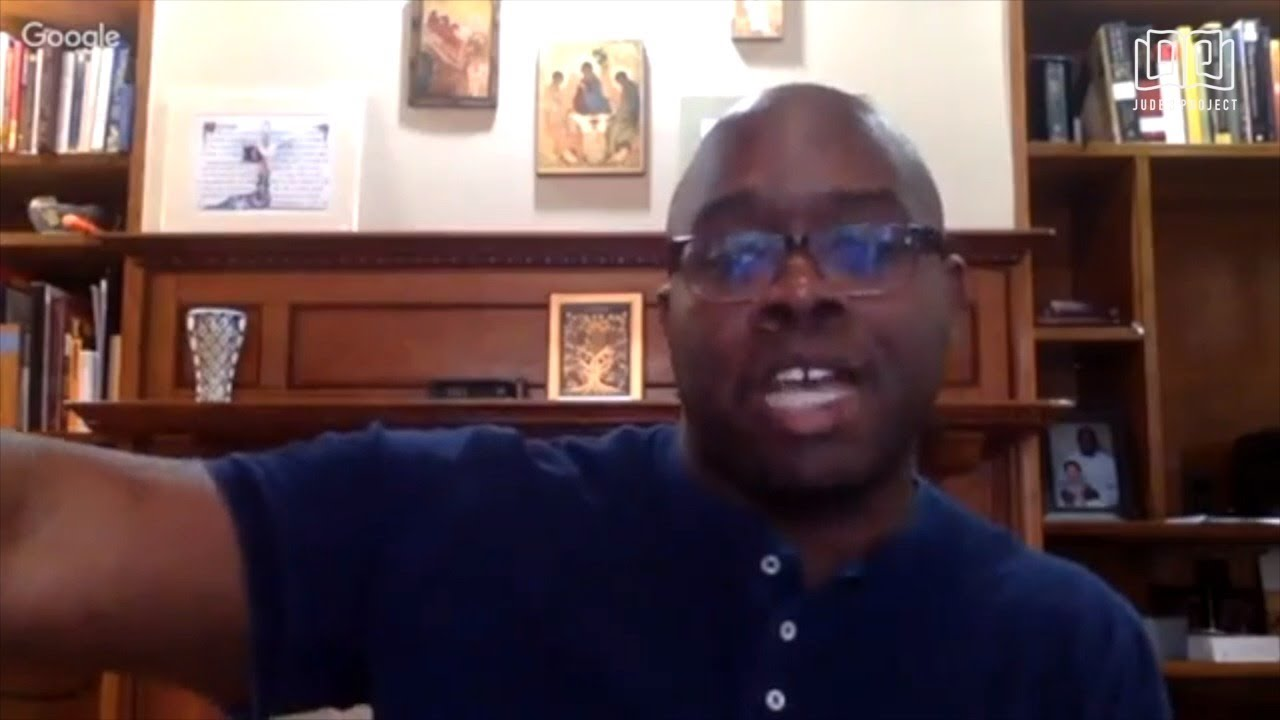 The Death & Resurrection of Jesus through Black Lenses | Dr. Esau Mccaulley
