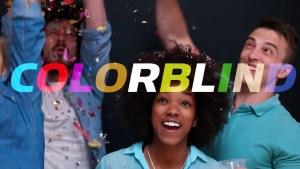 John P. Kee – Colorblind feat. PJ Morton ( LYRIC VIDEO)