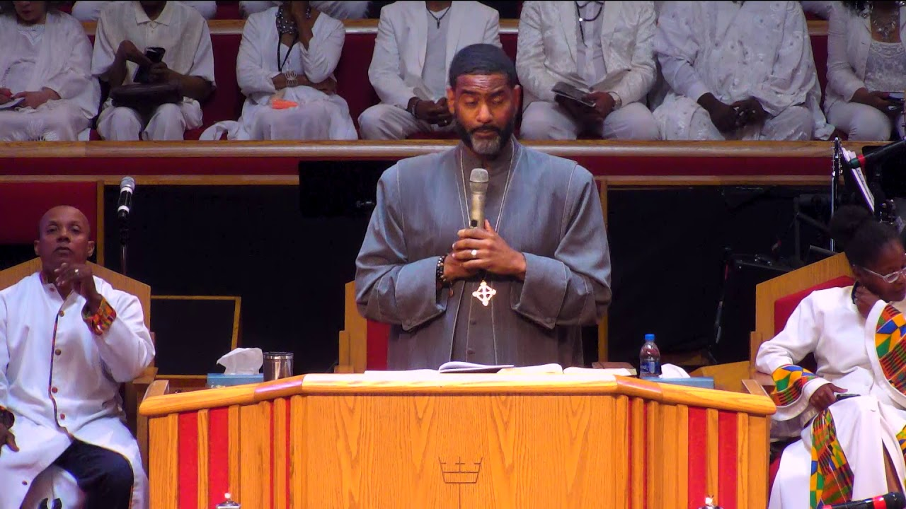 """REV. DR. OTIS MOSS III """"WHEN WE SEE US"""""""