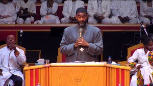 "REV. DR. OTIS MOSS III ""WHEN WE SEE US"""