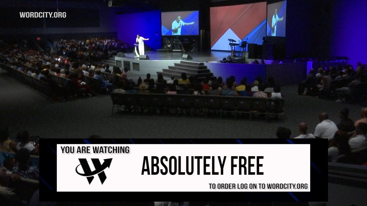 Absolutely Free – Dr. R.A.Vernon – Full Sermon