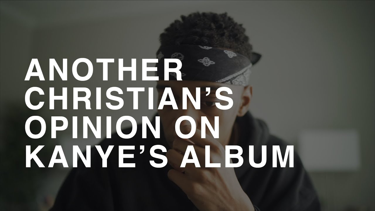 another christian's opinion on Kanye's album
