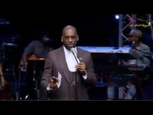 Pastor Jamal Bryant: Don't go there