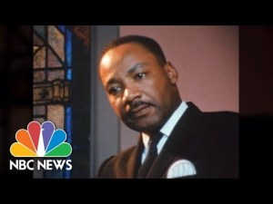 """Dr. Martin Luther King, Jr. – """"that dream I had, at many points, has turned into a nightmare"""""""