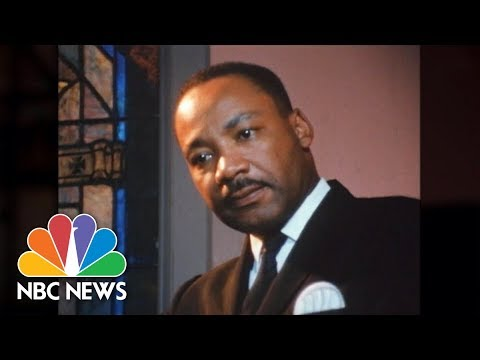 "Dr. Martin Luther King, Jr. – ""that dream I had, at many points, has turned into a nightmare"""