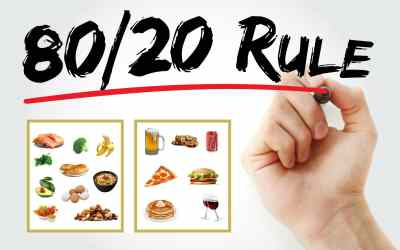The 80-20 Rule And Flexible Dieting