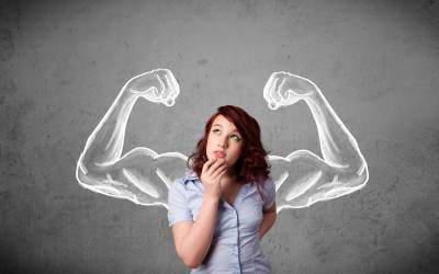 Does Lifting Heavy Weights Make Women Bulky?