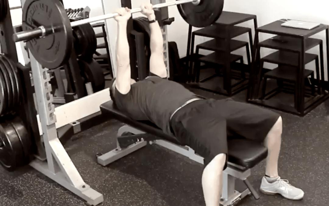 Close Grip Bench Press: Build Triceps Strength