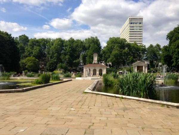 Hyde Park and Kensington Gardens