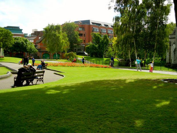 St. Patrick's Park