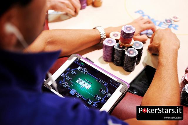 タブレットでカジノ