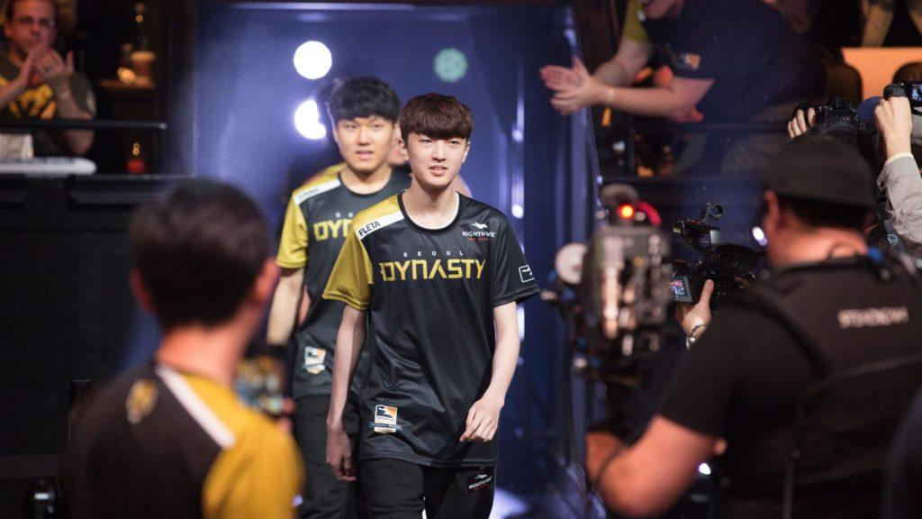 Overwatch League Undefeated Seoul Takes On New York In Week 3