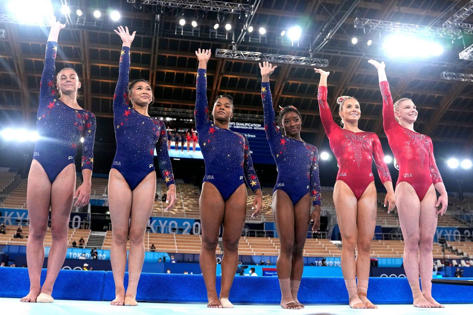 Maybe you would like to learn more about one of these? Olympic Women's Gymnastics Odds: Will USA Claim Gold in ...