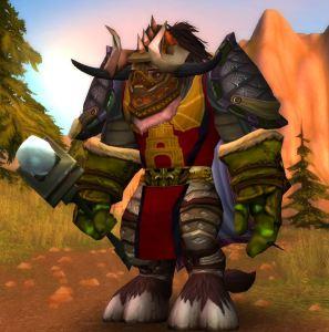 World of Warcraft Lightbringer Danne