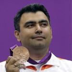 Indian Onlypic Winner Gagan Narang