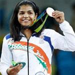 Indian Onlypic Winner Shakshi Malik