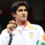 Indian Onlypic Winner Vijendra Kumar