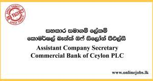 Assistant Company Secretary Job Vacancies