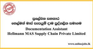Documentation Assistant - Hellmann MAS Supply Chain Private Limited