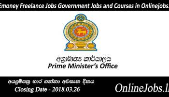 Deputy Director Program Associate Private Secretary To The General Trainee