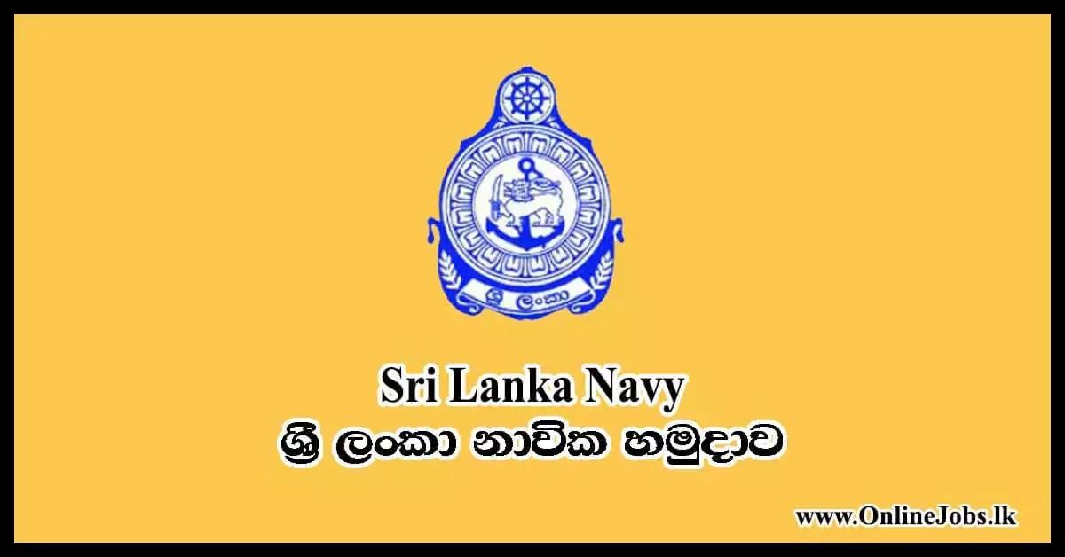 sri lanka navy