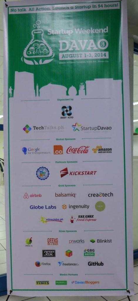 Online Jobs.Ph Sponsors Davao Startup Weekend 2014