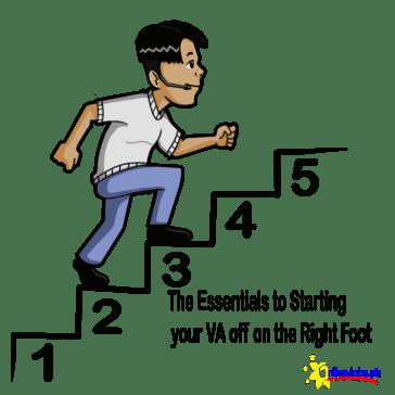 Hiring Filipino VA checklist