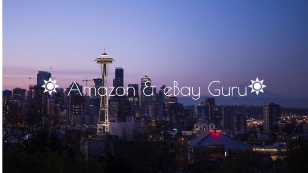 Amazon E-bay Guru FB Cover Photo