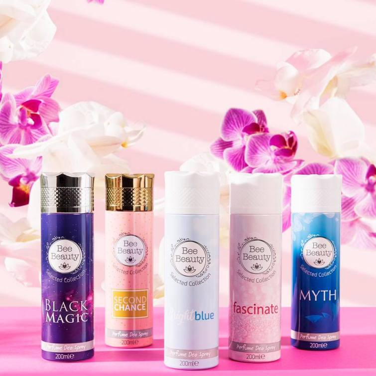 Gratis Bee Beauty Selected Collection Parfume Deo Sprey
