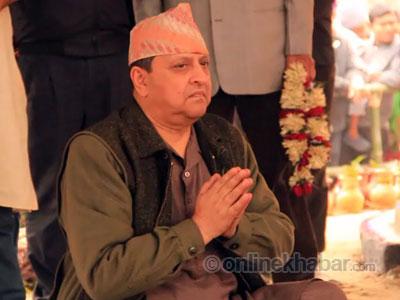 Gyanendra-Shah