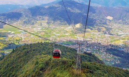 Chandragiri Hills Awarded As Nepal'S Best Tourism Destination