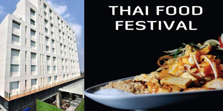 Thai Food Festival In Hotel Marriott