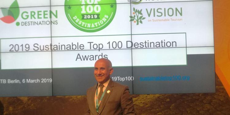 Bardia National Park Gets Sustainable Destination Award At Itb