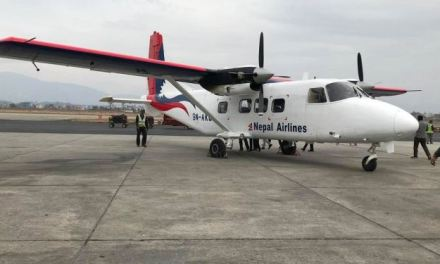 Nepal Airlines Resumes Flights To Lukla