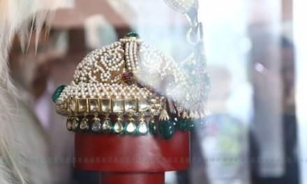 Nepal Puts Royal Crown On Display