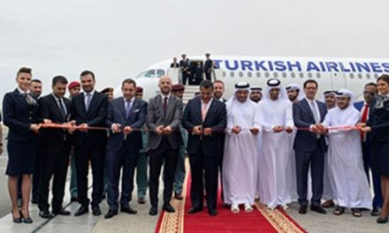 TURKISH AIRLINES ADDED SHARJAH, ITS THIRD DESTINATION IN THE UAE, TO ITS FLIGHT NETWORK