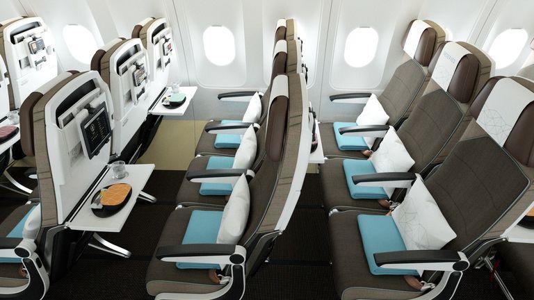 Etihad Airways launches new fully-customisable economy experience