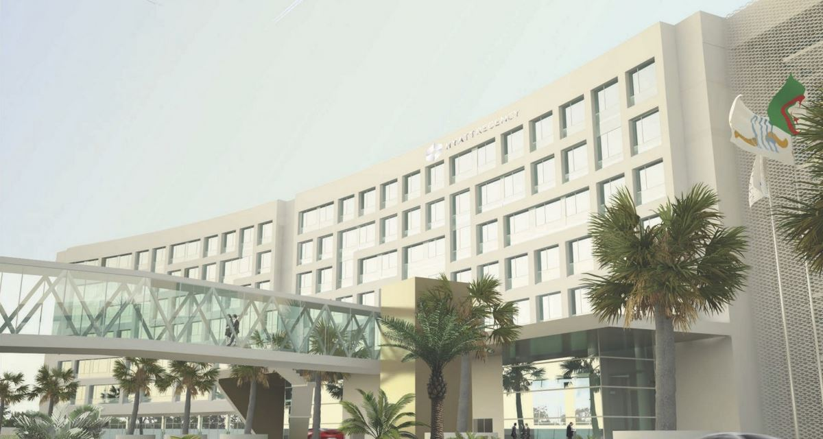 Hyatt Regency Algiers Airport Opens, Marketing the First Hyatt Branded Hotel in Algeria
