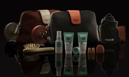 QATAR AIRWAYS LAUNCHES STYLISH AND INNOVATIVE NEW BRIC'S AMENITY KITS COLLECTION