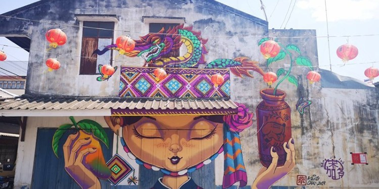TAT LAUNCHES 'ASEAN POP CULTURE' PROJECT WITH STREET ARTS